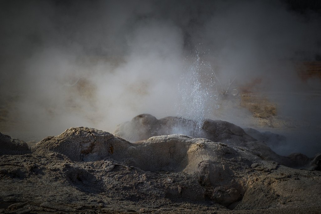 Yellowstone - Variationen