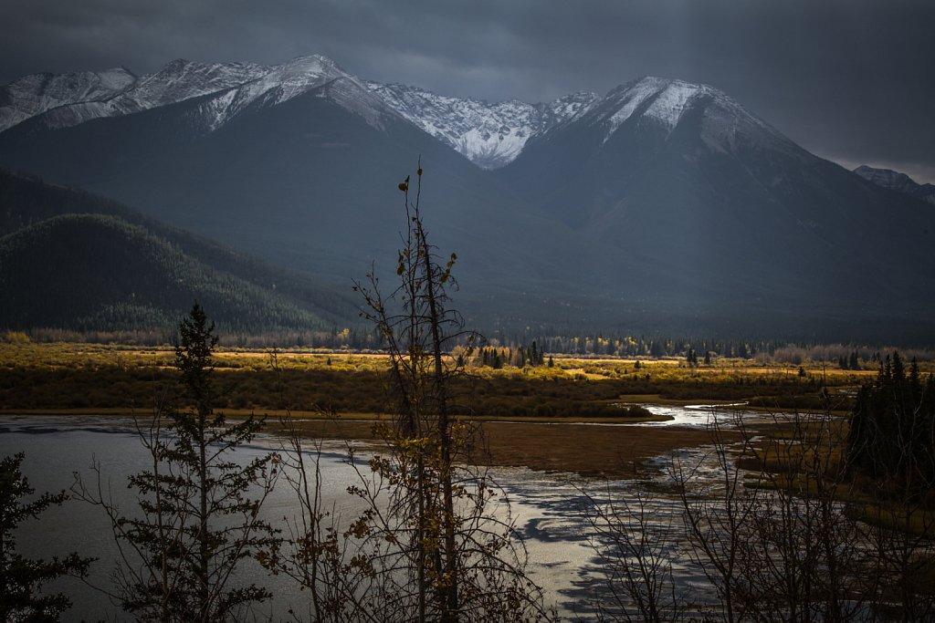 Banff Umgebung