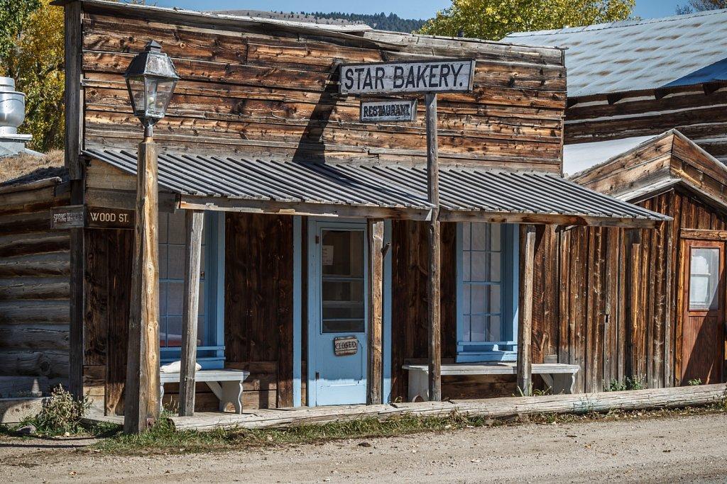 Nevada City, Montana