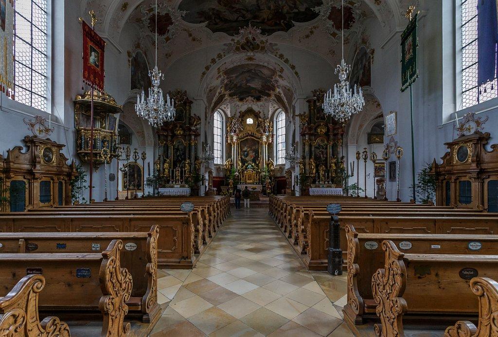 Katholische Kirche in Mittenwald